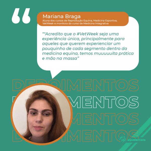 Os cursos da ATP na visão dos nossos alunos – Depoimentos Mariana Braga e Mariana Bernardes